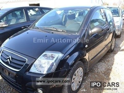 2009 Citroen  C2 1.4 HDi Tonic climate Small Car Used vehicle photo