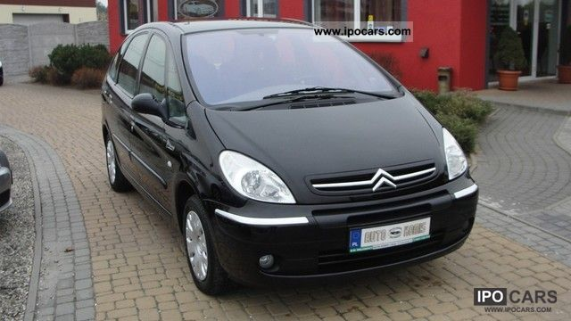 2005 Citroen  Xsara Picasso 16v rm Air Other Used vehicle photo