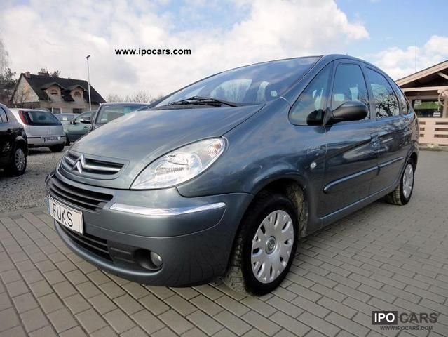2005 citroen xsara picasso hdi 110km climate control car photo and specs. Black Bedroom Furniture Sets. Home Design Ideas