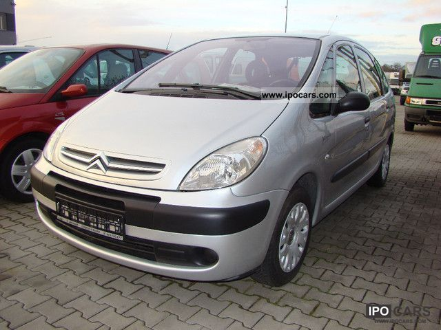 2008 citroen xsara picasso hdi serwisowany car photo and specs. Black Bedroom Furniture Sets. Home Design Ideas