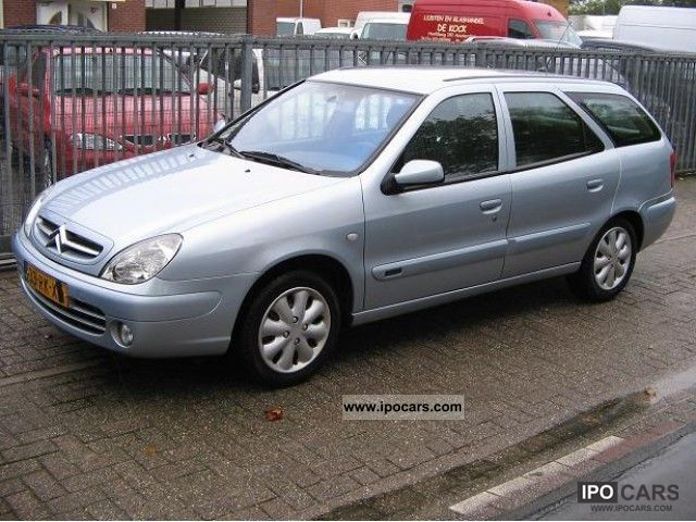 2005 citroen xsara break 1 4hdi difference airco car photo and specs. Black Bedroom Furniture Sets. Home Design Ideas