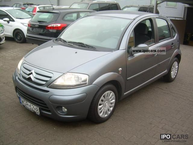 2009 Citroen  C3 Equilibre Pack Limousine Used vehicle photo