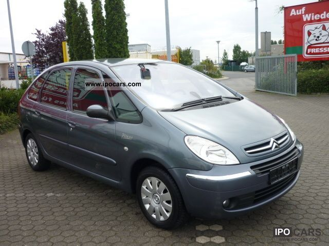 2006 citroen xsara picasso 1 6 hdi exclusive full check book car photo and specs. Black Bedroom Furniture Sets. Home Design Ideas