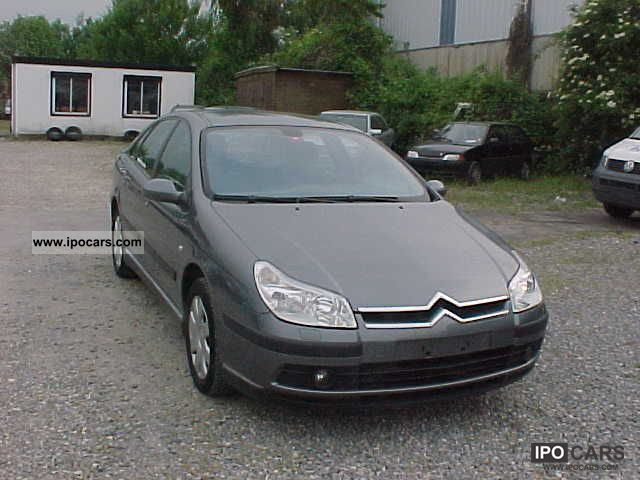 2005 citroen c5 hdi 1 6 110 tendance climate 4 car. Black Bedroom Furniture Sets. Home Design Ideas