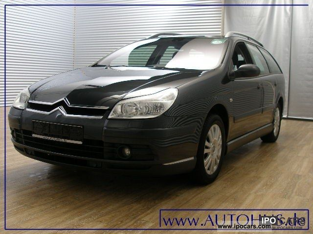 2007 citroen c5 2 0 hdi fap apc break car photo and specs. Black Bedroom Furniture Sets. Home Design Ideas