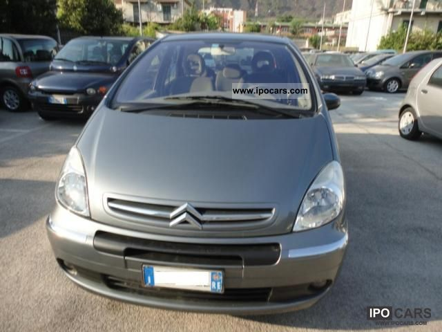 Citroen  Xsara 1.6i 16V Exclusive 5 porte 2004 Liquefied Petroleum Gas Cars (LPG, GPL, propane) photo