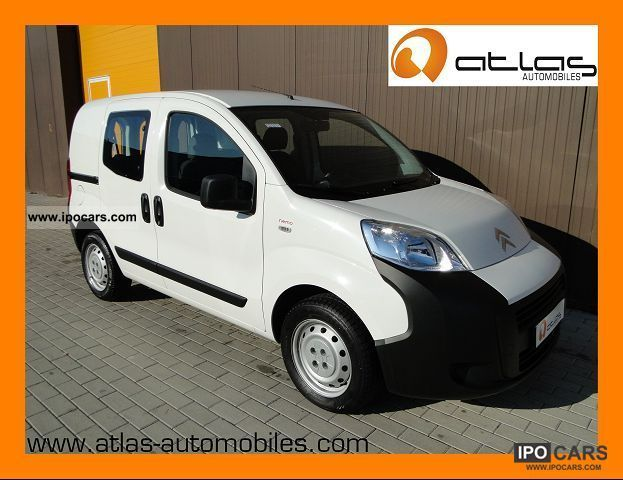2009 Citroen  NEMO COMBI PACK CLI 1.4 HDI70 ATTRACTION Estate Car Used vehicle photo