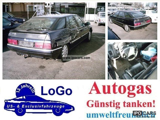 Citroen  XM Exclusive LPG Autogas GPL fully equipped! 2000 Liquefied Petroleum Gas Cars (LPG, GPL, propane) photo