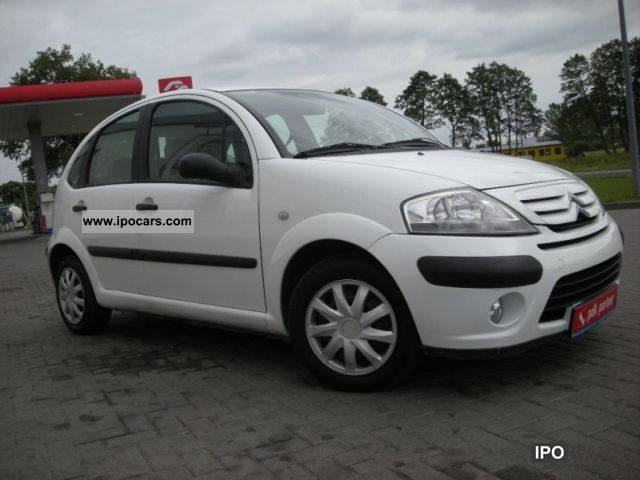 2011 citroen c3 1 4 hdi climate zarejestrowany car photo and specs. Black Bedroom Furniture Sets. Home Design Ideas