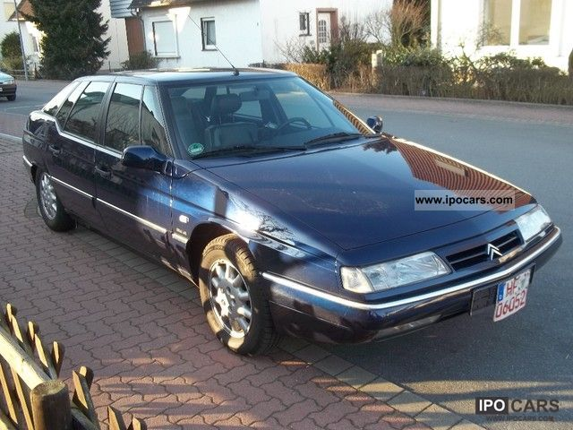 2000 Citroen  XM V6 Exclusive Auto LPG gas Limousine Used vehicle photo