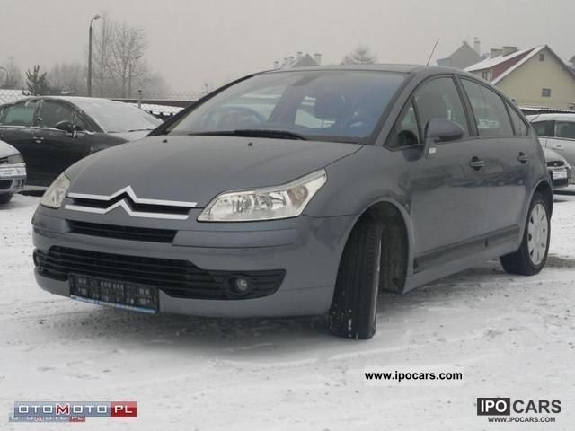 2006 Citroen  C4 1.6HDI 110 km ELEGANCE AUTOMATIC Small Car Used vehicle photo