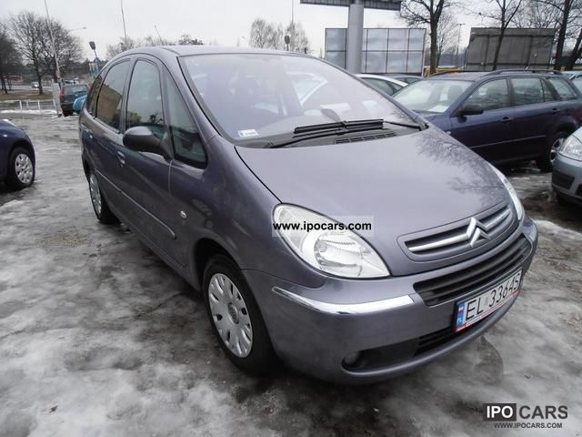 2005 Citroen  Xsara Picasso SALON POLSKA II WŁASCICIEL Other Used vehicle photo
