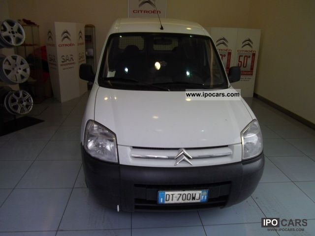 Citroen  Berlingo 1.4 4p. Bi Energy 2009 Compressed Natural Gas Cars (CNG, methane, CH4) photo