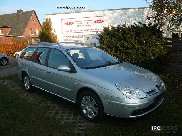 2006 citroen c5 2 0 hdi 135 fap euro 4 dpf climate car photo and specs. Black Bedroom Furniture Sets. Home Design Ideas