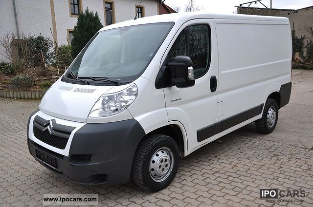 2007 Citroen  Jumper L1H1 2.2 HDI 30 Van / Minibus Used vehicle photo