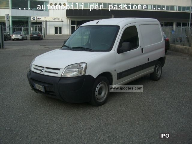 Citroen  Berlingo 1.4 Bi Energy Metano 2010 Compressed Natural Gas Cars (CNG, methane, CH4) photo