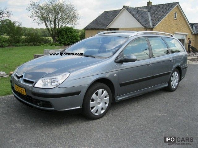 2006 citroen c5 break 1 6 hdif ligne prestige navi ecc bj 200 car photo and specs. Black Bedroom Furniture Sets. Home Design Ideas