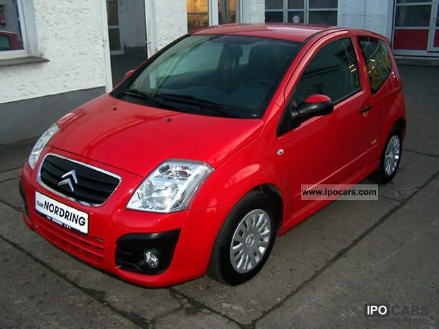 2009 Citroen  C2 2.1 VTR Hatchback Small Car Used vehicle photo