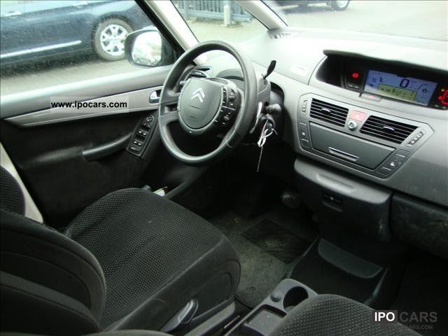 2008 Citroen Grand C4 Picasso 1 6 Hdi Auto 80kw Business