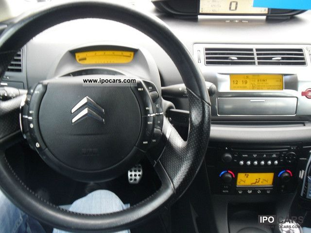 2005 Citroen C4 Coupe Vts 16v Diesel 136 Hp Top Tools Car Photo And Specs