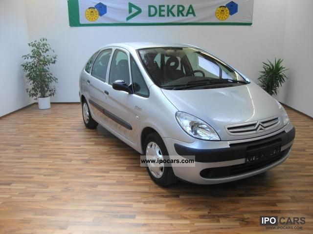 2008 citroen xsara picasso 1 6 cruise control climate car photo and specs. Black Bedroom Furniture Sets. Home Design Ideas