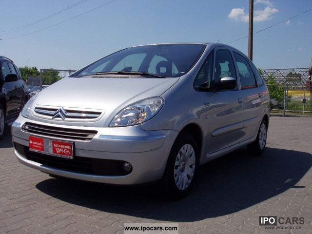 2007 Citroen  Xsara Picasso IMPRESS DATA PIERWSZEJ REJ 2008 Estate Car Used vehicle photo
