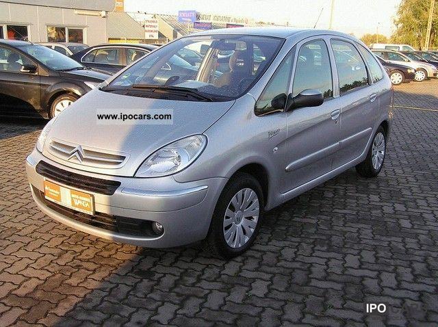 2007 Citroen  Xsara Picasso INVOICING DATA Pierwsze REJ VAT 23% Estate Car Used vehicle photo