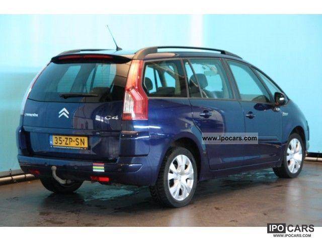 2008 Citroen Grand C4 Picasso 1 6hdif Business Eb6v Car