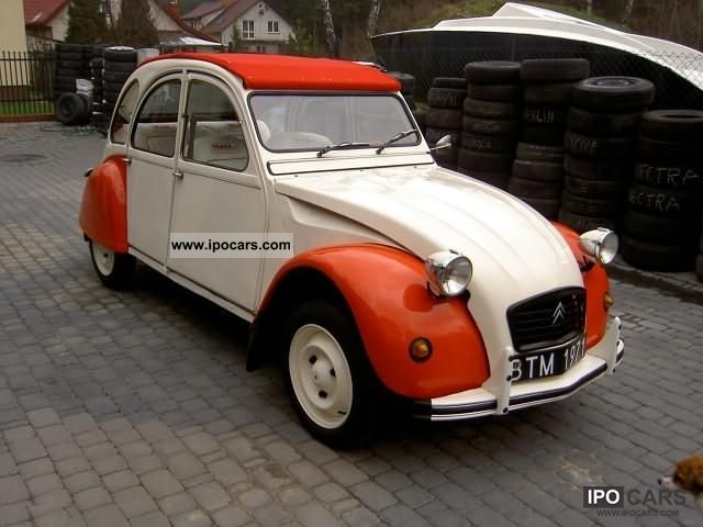 Citroen  2CV SUPER CAR DLA KONESERA ODRESTAUROWANY 1967 Vintage, Classic and Old Cars photo