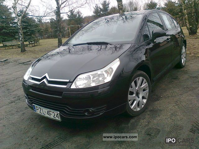 2005 citroen c4 super okazja bardzo pi kny car photo and specs. Black Bedroom Furniture Sets. Home Design Ideas