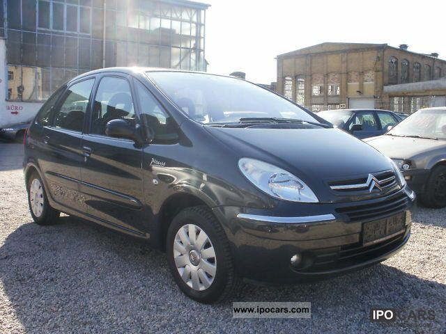 2006 citroen exclusive 1 6 hdi xsara picasso 4 car photo and specs. Black Bedroom Furniture Sets. Home Design Ideas