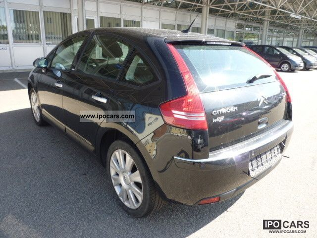 2007 citroen c4 hdi 110 fap exclusive car photo and specs. Black Bedroom Furniture Sets. Home Design Ideas
