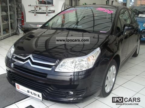 2008 citroen c4 vtr 1 6 hdi 110 fap car photo and specs. Black Bedroom Furniture Sets. Home Design Ideas