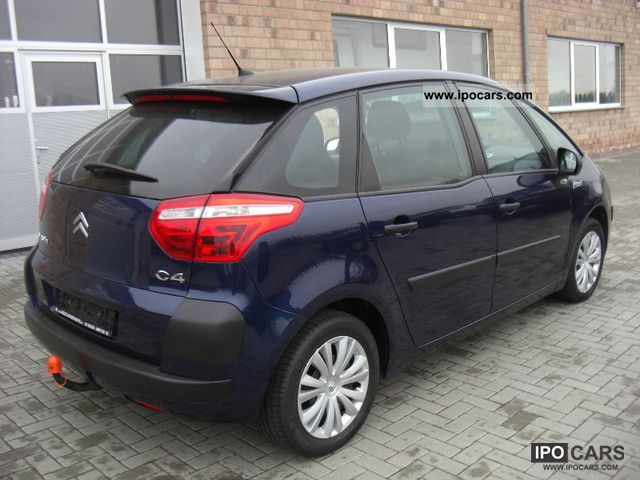 2007 citroen c4 picasso 1 8 16v confort guaranteed car. Black Bedroom Furniture Sets. Home Design Ideas