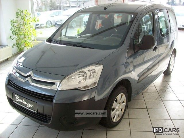 2008 citroen berlingo hdi 75 iii advance climate car. Black Bedroom Furniture Sets. Home Design Ideas