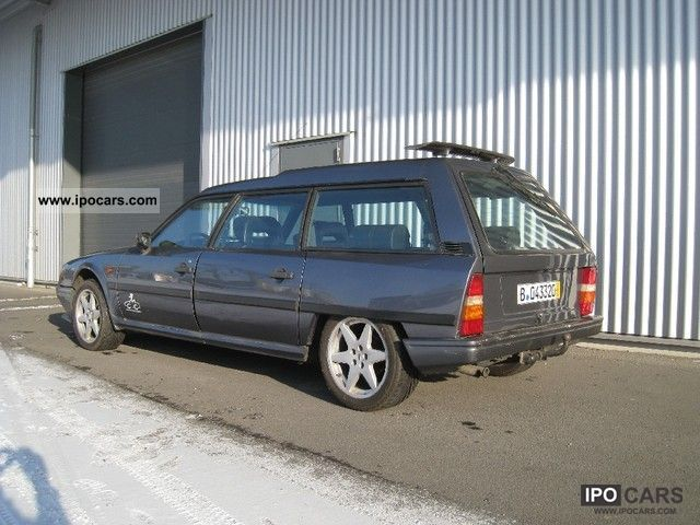 1988 Citroen  BREAK TURBO ARNDT TURNING 160 kW Estate Car Used vehicle photo