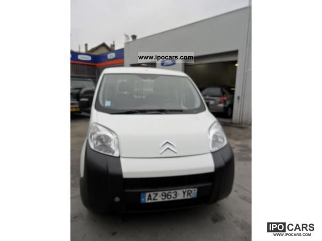 2010 Citroen  1.4i NEMO ECO Other Used vehicle photo