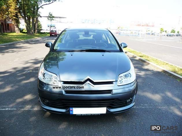2005 citroen c4 vts 177km car photo and specs. Black Bedroom Furniture Sets. Home Design Ideas