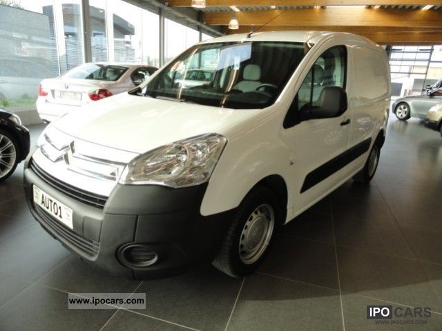2008 Citroen  BERLINGO HDI FOURGON Other Used vehicle photo
