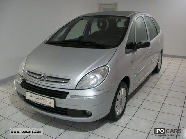 2006 citroen xsara picasso hdi 110 exclusive 1 hd ahk car photo and specs. Black Bedroom Furniture Sets. Home Design Ideas
