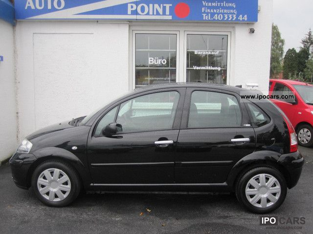 2008 citroen c3 1 4 exclusive car photo and specs. Black Bedroom Furniture Sets. Home Design Ideas