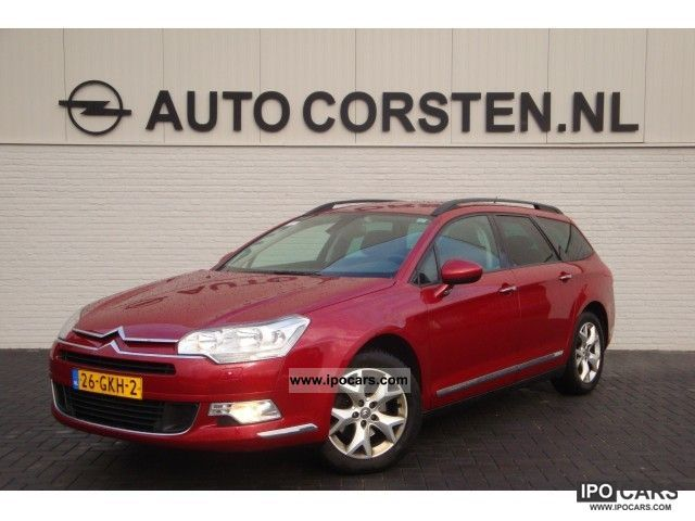 2008 Citroen  C5 Tourer 2.0 16v Ligne Business Estate Car Used vehicle photo