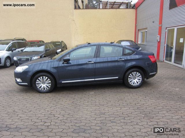 2008 citroen c5 1 6 hdi 110 fap navigation pdc net 7300 car photo and specs. Black Bedroom Furniture Sets. Home Design Ideas