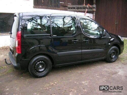 2009 citroen berlingo car photo and specs. Black Bedroom Furniture Sets. Home Design Ideas