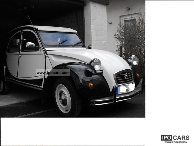 1987 citroen 2cv ente car photo and specs. Black Bedroom Furniture Sets. Home Design Ideas