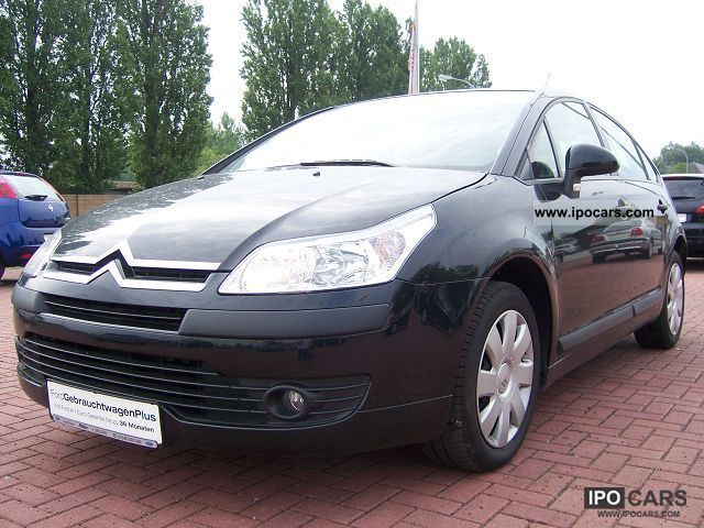 2008 citroen c4 hdi 110 fap style car photo and specs. Black Bedroom Furniture Sets. Home Design Ideas