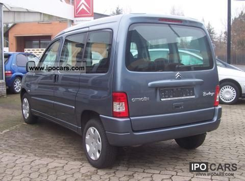 2007 citroen berlingo multispace 1 4 plus car photo and. Black Bedroom Furniture Sets. Home Design Ideas