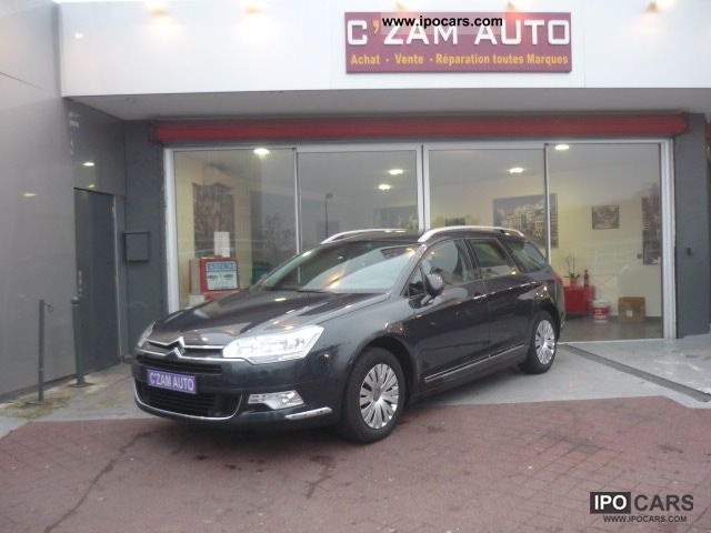 2009 Citroen  C5 Tourer 1.6 HDI 110 FAP AIRDREAM confo Estate Car Used vehicle photo