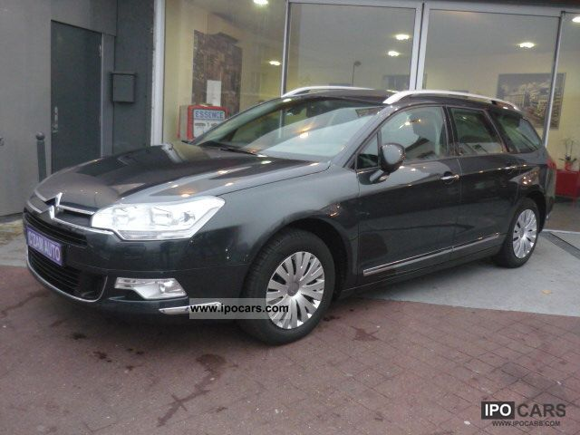 2009 citroen c5 tourer 1 6 hdi 110 fap airdream confo car photo and specs. Black Bedroom Furniture Sets. Home Design Ideas