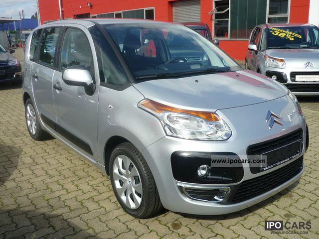 2010 Citroen  C3 Picasso VTi 95 Tendance Van / Minibus Used vehicle photo